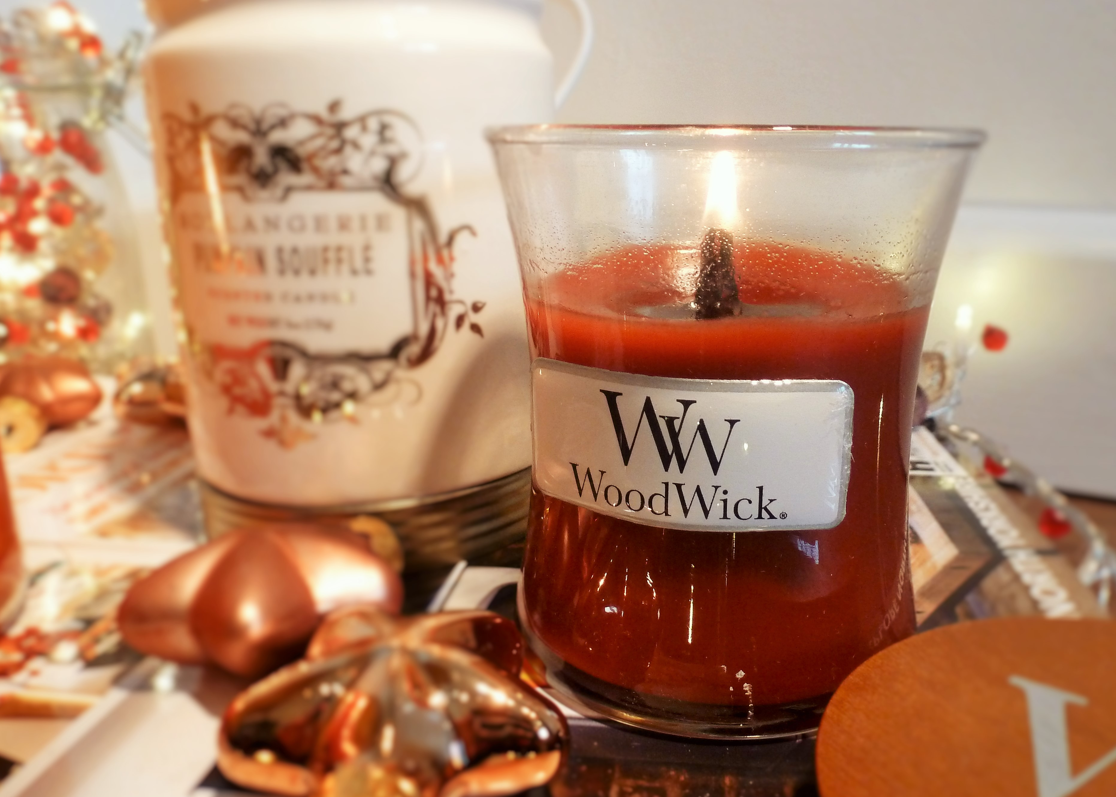 P Woodwick Candles Summer Fruit